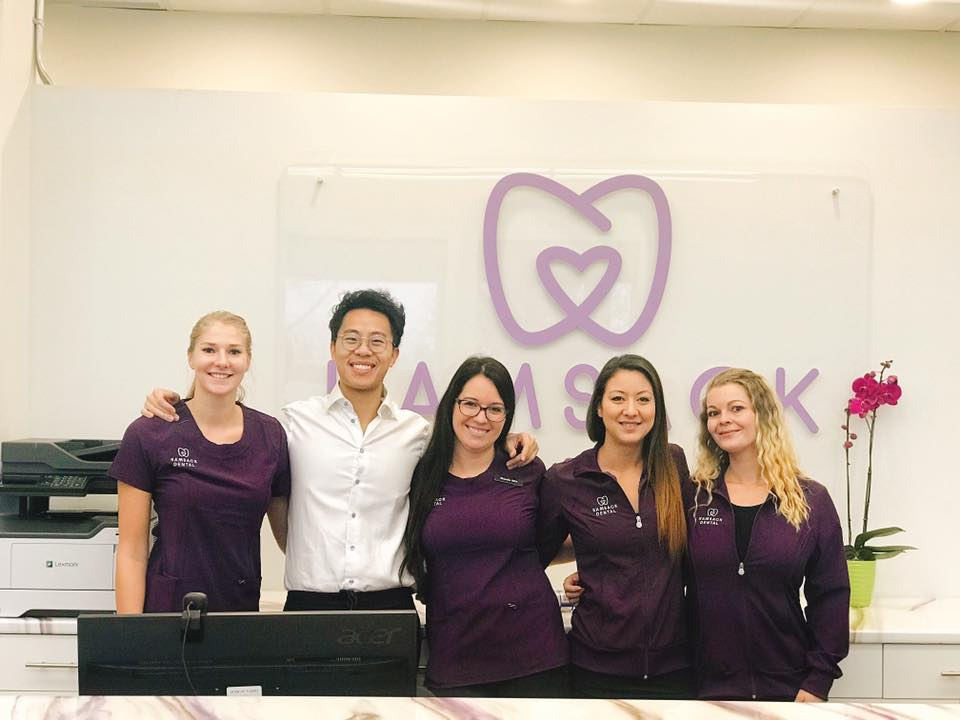 Kamsack Dental Staff